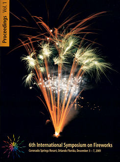 6th International Symposium on Fireworks